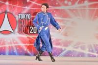『東京コミコン2017』にて開催された「映画『鋼の錬金術師』コスプレイベント」の模様