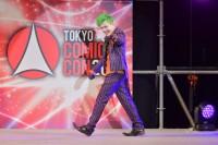 『東京コミコン2017』にて開催された『TOKYO COMIC CON COSPLAY FASHIONSHOW 2017』の模様