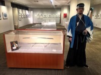 「壬生義士伝」コラボ刀剣。写真提供:全日本刀匠会事業部