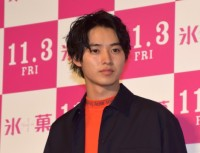 山崎賢人 (C)ORICON NewS inc.