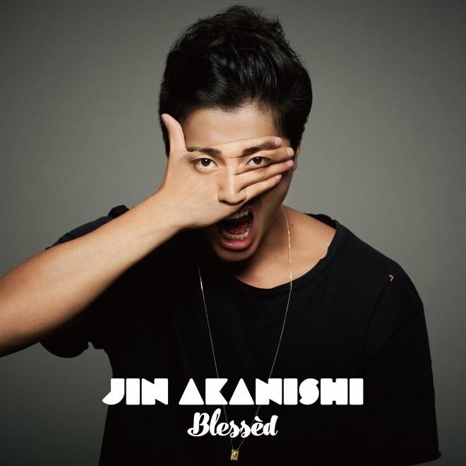 赤西仁 アルバム『Blessed』初回限定盤B