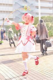 『魔法少女まどか☆マギカ』鹿目まどかのコスプレ 十六夜姫桜さん @izayoihimezaku