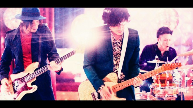back number シングル「瞬き」ミュージックビデオ