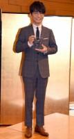 『第9回伊丹十三賞』授賞式に出席した星野源