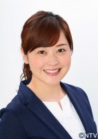 日本テレビ・水卜麻美アナウンサー(C)NTV