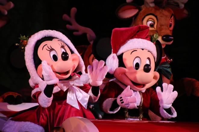 ミッキーのベリー・メリー・クリスマス・パーティー @マジックキングダム・パーク