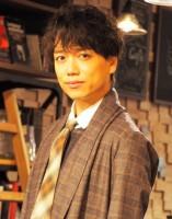 ミュージカル俳優・山崎育三郎(写真・西田周平)