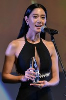 「2017東京・中国映画週間」人気女優賞を受賞したクララ