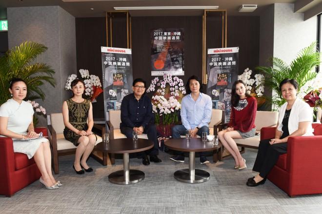 沖縄での日中映画交流に関するトークセッション/「東京×沖縄・中国映画週間」などを開催。
