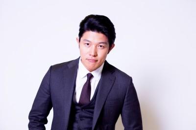 現在放送中の大河ドラマ『西郷どん』で西郷隆盛を演じている鈴木亮平(撮影/TAKU KATAYAMA)