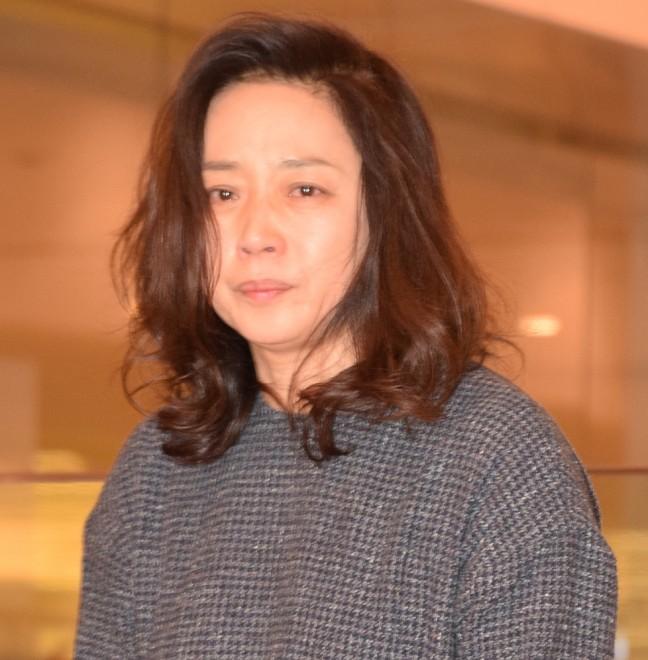 不倫騒動を謝罪した藤吉久美子 (C)ORICON NewS inc.