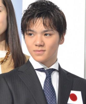 フィギュア界の俊英、宇野昌磨選手