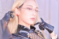 『コミケ93』コスプレイヤー・Fay Princeさん<br>(『ワンピース』カリファ)