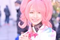 『コミケ93』コスプレイヤー・ねずみやろうさん<br>(『ワルキューレ(マクロス△)』マキナ・中島)
