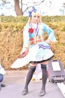 『コミケ93』コスプレイヤー・ぷろっぷさん<br>(『ラブライブ!』絢瀬絵里)