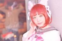 『コミケ93』コスプレイヤー・ななさん<br>(『アズールレーン』白露)