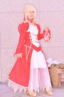 『コミケ93』コスプレイヤー・にゅんさん<br>(『Fate/GrandOrder』ネロ・クラウディウス)