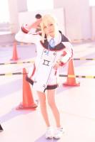 『コミケ93』コスプレイヤー・紅羽りおさん<br>(『インフィニット・ストラトス』シャルロット・デュノア)
