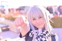 『コミケ93』コスプレイヤー・砂糖さん<br>(『這いよれ!ニャル子さん』ニャル子)