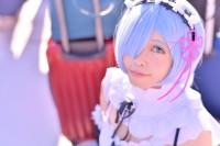 『コミケ93』コスプレイヤー・最中さん<br>(『リゼロ』レム)