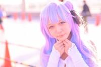 『コミケ93』コスプレイヤー・ゆきうささん<br>(『アズールレーン』ユニコーン)