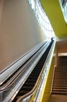 渋谷駅16b出口に新設された「アーバン・コア」