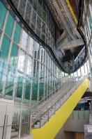 地上1階から2階の供用は渋谷ストリーム開業時に始まる