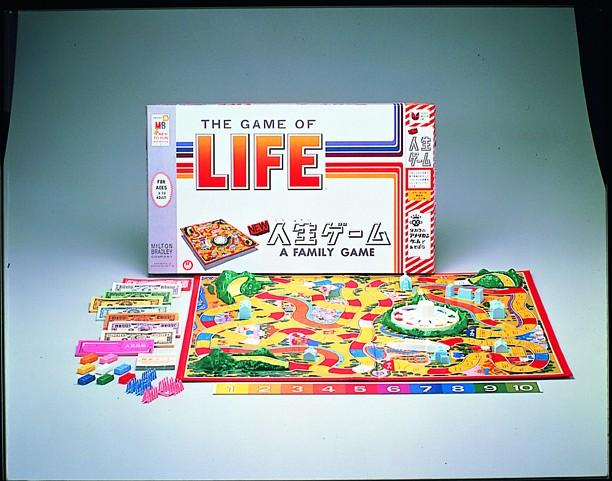 3代目『人生ゲーム』