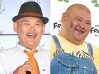 安田大サーカス・HIRO (写真左:2017年12月、右:2015年7月撮影)