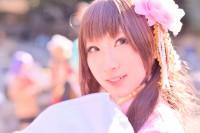 『acosta! コスプレイベント』(1月6日 池袋サンシャインシティ)コスプレイヤー・祭花もちさん<br>(『ヘタリア』台湾)