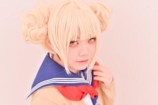『僕のヒーローアカデミア』トガヒミコのコスプレ かぽりさん @kapori_cos
