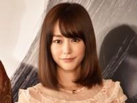映画『リベンジgirl』クランクアップ会見に出席した桐谷美玲 (C)ORICON NewS inc.