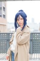 『acosta! コスプレイベント』コスプレイヤー・りいちゃん。さん<br>(『ラブライブ!サンシャイン!!』松浦果南)