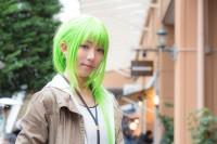 『acosta! コスプレイベント』コスプレイヤー・からたさん<br>(『Fate/Grand Order』エルキドゥ)
