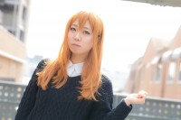 『acosta! コスプレイベント』コスプレイヤー・日夏-nika-さん<br>(『ラブライブ!サンシャイン!!』国木田花丸)