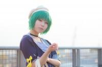 『acosta! コスプレイベント』コスプレイヤー・みなづきさん<br>(『A3!』瑠璃川幸)