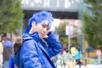 『acosta! コスプレイベント』コスプレイヤー・るーみさん<br>(『Fate/stay night』クー・フーリン)