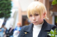 『acosta! コスプレイベント』コスプレイヤー・舞璃さん<br>(『Fate/Grand Order』ギルガメッシュ)