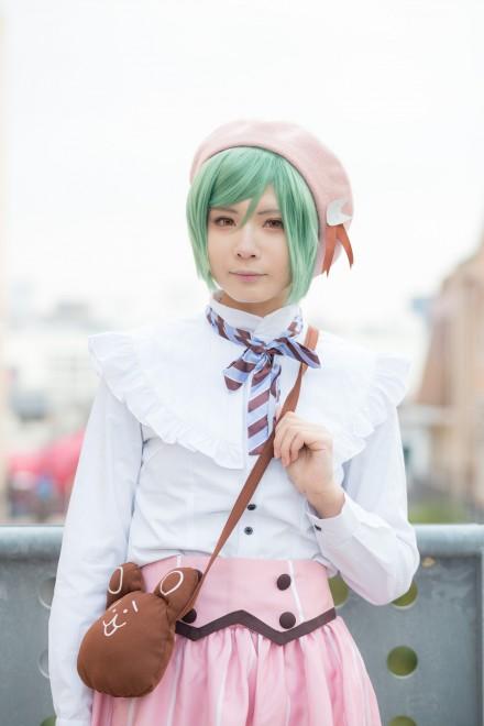 『acosta! コスプレイベント』コスプレイヤー・みやなりさん<br>(『A3!』瑠璃川幸)