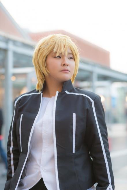 『acosta! コスプレイベント』コスプレイヤー『Fate/Grand Order』ギルガメッシュのコスプレ