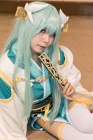 『ガタケット155コスプレイベント』コスプレイヤー・くるみさん<br>(『Fate/Grand Order』清姫)