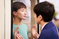 映画『今夜、ロマンス劇場で』 美雪(綾瀬はるか)と健司(坂口健太郎)