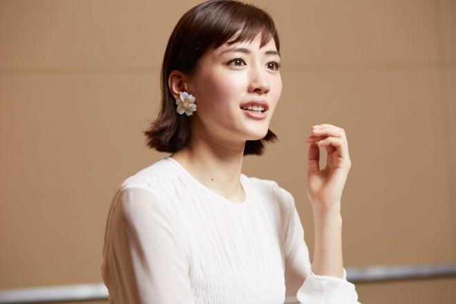 綾瀬はるか 撮影/RYUGO SAITO