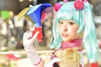 『闘会議2018』コスプレイヤー・すてらさん<br>(『Tokyo 7th シスターズ』七咲ニコル)
