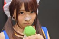 『闘会議2018』コスプレイヤー・おもちまいんさん<br>(『スーパーマリオ』キノピオ)