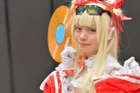 『闘会議2018』コスプレイヤー・ペスカトーレゴリウータンさん<br>(『beatmania IIDX』)