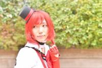 『acosta! コスプレイベント』コスプレイヤー・お湯まるさん<br>(『ラブライブ!』西木野真姫)