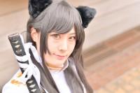 『acosta! コスプレイベント』コスプレイヤー・やみーちゃん!さん<br>(『アズールレーン』愛宕)
