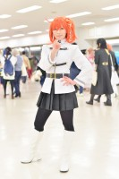 『acosta! コスプレイベント』コスプレイヤー・かるろんさん<br>(『Fate/Grand Order』ぐだ子(女主人公))