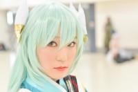『acosta! コスプレイベント』コスプレイヤー・田?あさひさん<br>(『Fate/Grand Order』清姫)